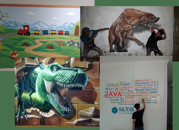 gambar profil-monster mural indonesia